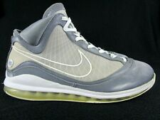 917fac8d06d Nike Air Max 2009 Lebron James VII Cool Grey Shoe Sz US 12 Eur 46 (