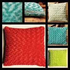 Faux Fur Modern Decorative Cushions without Personalisation