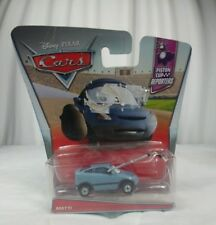 Cars Disney Pixar Matti Piston Cup Reporter New!