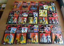 MULTI-LIST OF KENNER BATMAN ANIMATED & BATMAN & ROBIN ADVENTURES ACTION FIGURES