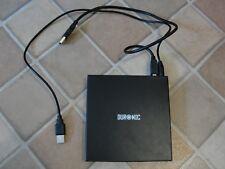 Duronic slimline USB External DVDRW/DVD RW