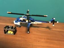 Lego 4995 Creator 3 in 1 CARGO COPTER Helicopter (2008) Complete w/Box + Manuals