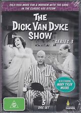THE DICK VAN DYKE SHOW - SERIES 3  on 5 DVD's - 32 EPISODES - NEW