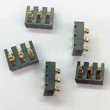 10Pcs Battery Contact For Motorola GP3188 GP3688 EP450 CP040