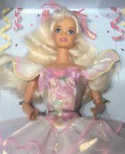 1995 Happy Birthday Barbie doll NRFB prettiest present ever