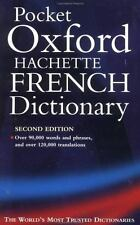 The Pocket Oxford Hachette French Dictionary by