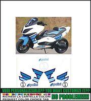kit adesivi stickers compatibili tmax 2008 2011 polini