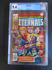 The Eternals 13 CGC 9.4 Jack Kirby Marvel MCU 1977 Gilgamesh