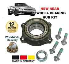 FOR MERCEDES BENZ SL CONVERTIBLE R230  2002-->ON NEW REAR WHEEL BEARING HUB KIT