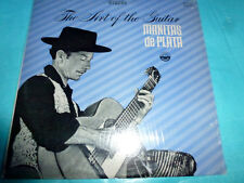 Manitas de Plata - Art Of The Guitar Everest Rec NICE!!