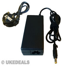FOR HP 550 620 625 65W LAPTOP CHARGER AC ADAPTER POWER SUPPLY + LEAD POWER CORD