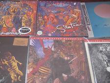 SANTANA SET OF RARE TITLES SHAMAN SUPERNATURAL III & MFSL + IMPORT BONUSES + CDS