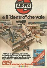 X4412 Airfix - Il Giocattolo - Pubblicità 1979 - Advertising