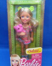 Barbie~Chelsea~Amusement Park~Pink Bear~2012