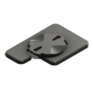 SRM Powercontrol mount quarter turn adapter to fit SRM PC7/8 to any Garmin mount