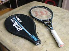 Wilson Sting 95 Midsize Graphite Tennis Racquet 4 1/4 w Pro Overwrap