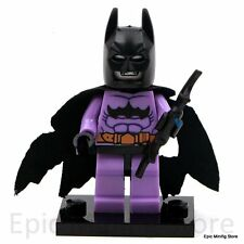Custom Batzarro Minifigure DC Comics Universe fits with Lego 204 UK Sellar