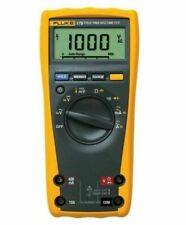 New Listingfluke 179 True Rms Digital Multimeter Yellowblack