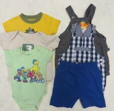 BOY'S CLOTHING LOT- 6pcs.-  (6-9 MO)