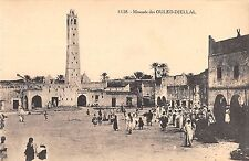 BR46127 Mosquee des Ouled Djellal     Algeria