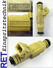 Einspritzdüse BOSCH 0280155766 Volvo C 70 2,3 9454557 gereinigt & geprüft