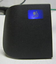 VW Golf 3 Vento Airbag Leuchte Schalter Kontrollleuchte Blau Rot Weiß LED