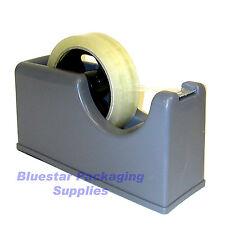 Heavy Dual Core Sellotape 25mm Tape Desktop Dispenser
