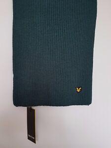 Lyle & Scott Vintage Gent's Woollen Scarf - SCO48V22S