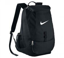 NIKE Original Sports Black Gym Backpack Bag - Official Nike Sports and Kit Bag