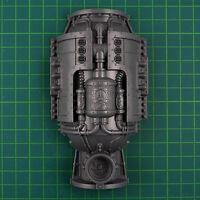 Sector Mechanicus Alchomite Stack Tank Segment B Warhammer 40k Bitz
