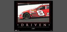 Rare Dale Earnhardt Jr. BUDWEISER #8 FOREVER (1998-2007) NASCAR Poster