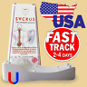 SACRUS for Sciatica, Scoliosis, Herniated Discs extended English Manual Cordus