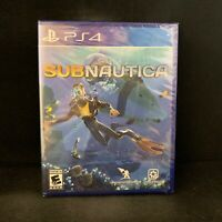 Subnautica (PS4 / Playstation 4) Brand New / Region Free