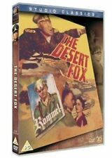 THE DESERT FOX JAMES MASON CEDRIS HARDWICKE FOX CLASSICS UK REGION 2 DVD NEW