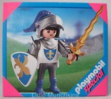 Playmobil fleur de lys chevalier série spéciale 4616 New Extra Figure pour châteaux