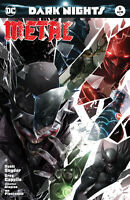 Dark Nights Metal 6 DC 2018 Francesco Mattina Color Variant Batman Who Laughs