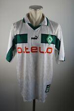 SV Werder Bremen Trikot Gr. XL #17 Bode Puma Home Jersey 1998-99 away Otelo 90er