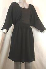 Portmans Black Dress Size 10
