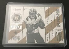2013 Prestige KENNY STILLS NFL Passport RC  #'d 4/5 Sooners Non Auto Texans