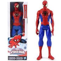 Kids 12 inch Spiderman Titan Hero Large Marvel Action Figure Boys Spider Man Toy