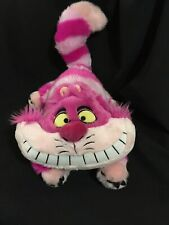 New Disney Exclusive Plush Stuffed Alice In Wonderland Cheshire Cat