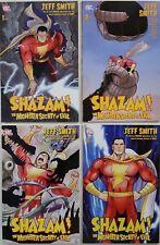 Shazam The Monster Society of Evil #1 2 3 4 DC Comic Book 1st Print 2007 NM