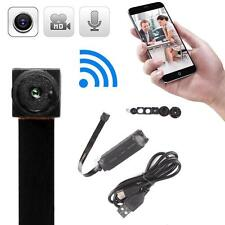 New WIFI Spy Nanny Cam WIFI IP Pinhole Digital Video Camera DV Micro DvR SS US