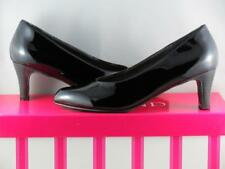Top End Black Patent Leather Pumps for Women Size 5 BNIB