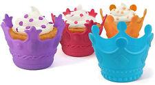 AristoCakes Krönchen CUPCAKE Törtchen / Muffin Formen - 4-teilig