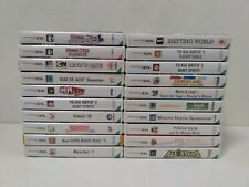 Nintendo 3DS Games - Select From List - Free Postage - Multi Buy Saving
