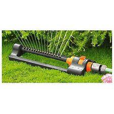 Hozelock Compatible Jardín Aspersor oscilante Base Trineo Tubo adaptador del tubo
