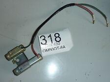 318 Rex China Roller, Jinan Qingqi, Typ QM50QT-6, Bj 06, Widerstand
