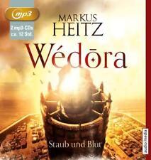 Wedora - Staub und Blut v. Markus Heitz (mp3-CDs)