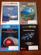 Alert Diver (DAN) Magazine Entire Year 2015 Issues